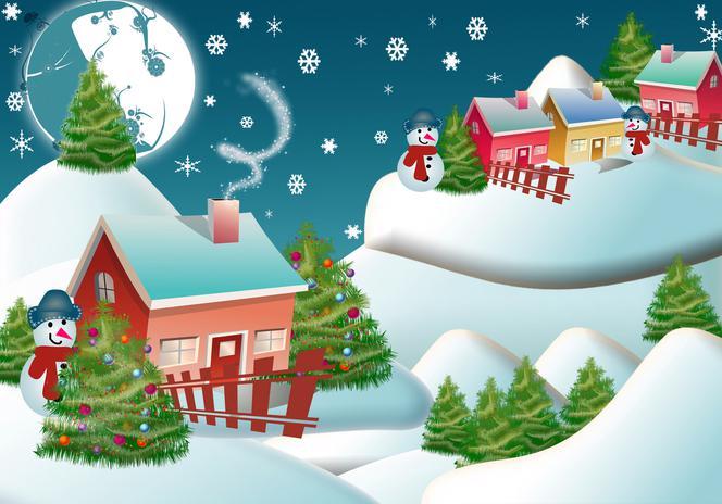 Wesołych świąt Bożego Narodzenia życzenia świąteczne Po