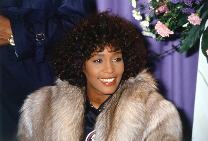 9. miejsce - Whitney Houston