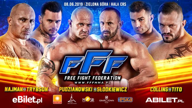 Free Fight Federation 2019