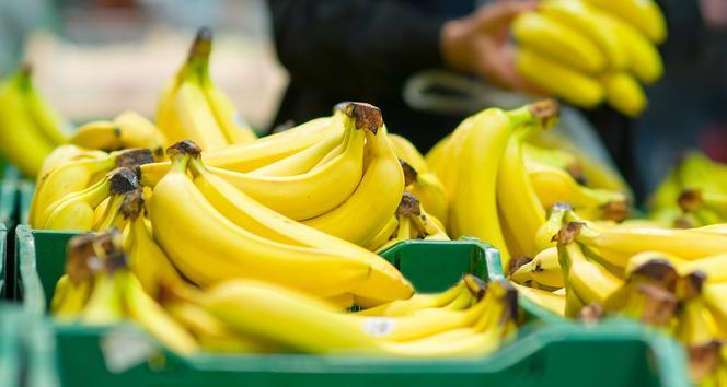 W Ultra Pracownicy Stokrotki byli w szoku. W paczce z bananami znaleźli GW41