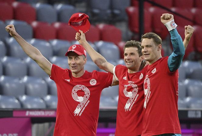 Nagelsmann se va ocupa de vedetele din Bayern München