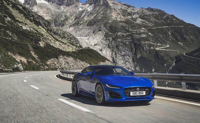 Jaguar F-Type Coupe (2021)