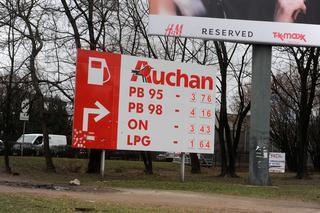 46218e347502ba Ceny paliw idą w górę. Tu kupisz najtańsze paliwo w Warszawie - MAPA ...