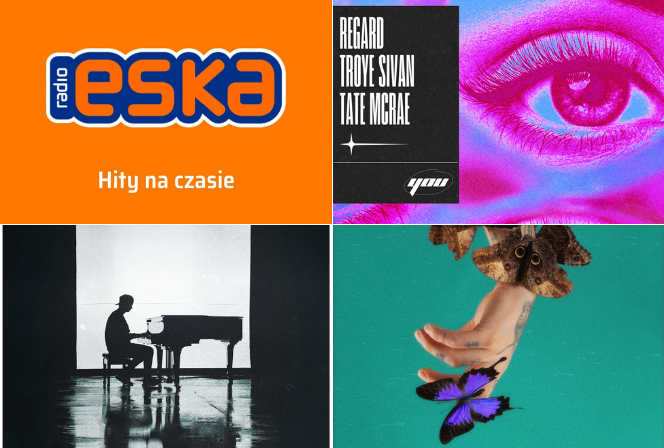 PREMIERY 16.04.2021 Sobel, Kygo, Dotan i inni w New Music Friday w Radiu ESKA