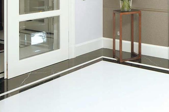 Listwy Przypodłogowe Drewniane Mdf Aluminiowe Jak