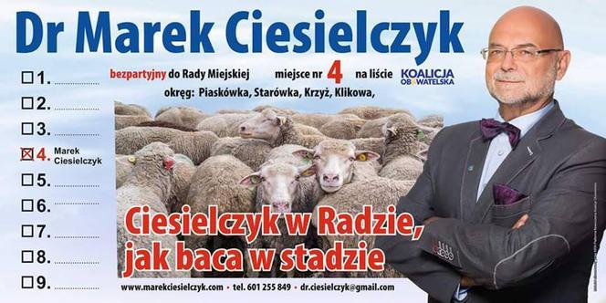 Oto Mistrzowie Kampanii Najciekawsze Plakaty Wyborcze