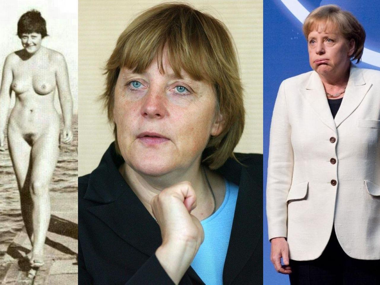 Leveraging Angela Merkel's Breasts