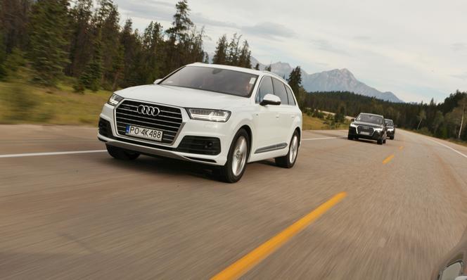 Audi Q7 30 Tdi Quattro Test Nowości Na Drogach Kanady Super Express
