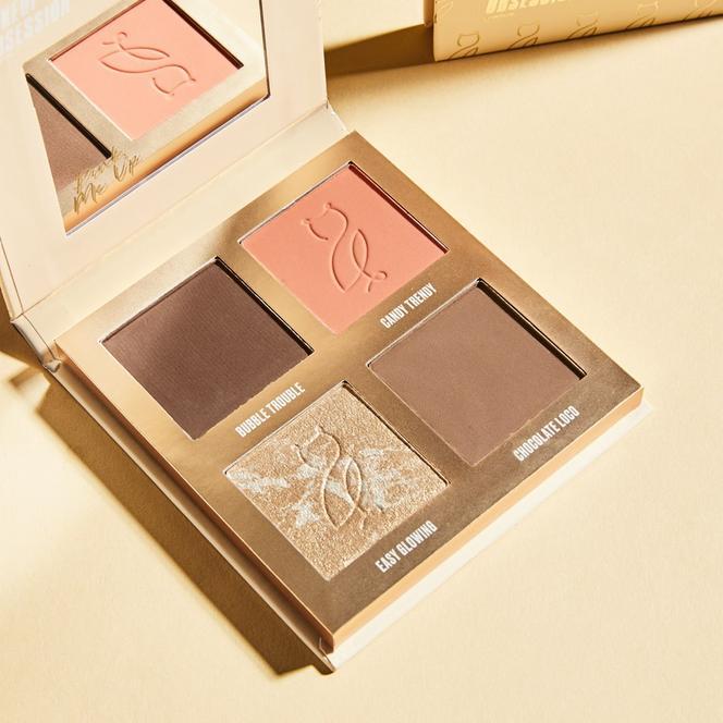 kolekcja kosmetyków od Wersow we współpracy z Makeup Obsession