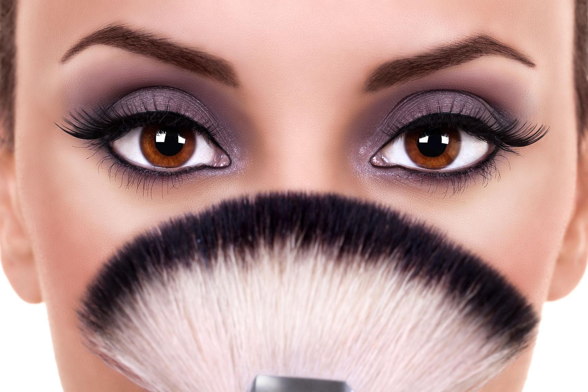 Makijaż Powiększający Oczy Sztuczki Optyczne W Makijażu
