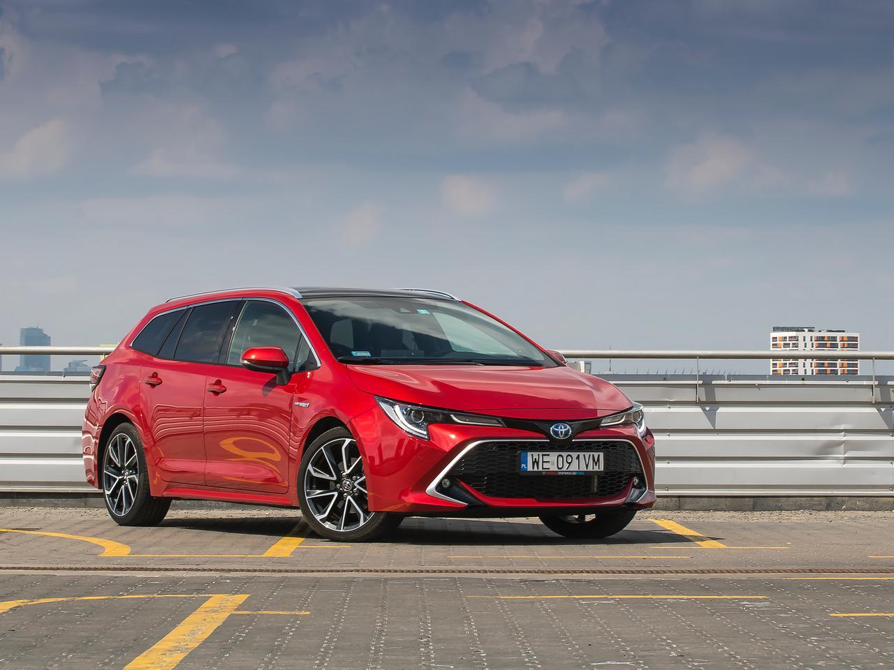 Nowa Toyota Corolla Ts Hybrid 2019 Najwieksze Wady I Zalety Test Opinia Super Express Wiadomosci Polityka Sport