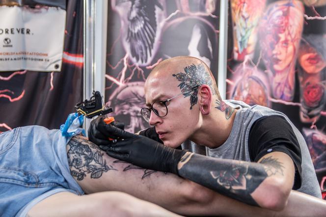 Tattoo Konwent 2019 Sztuka Tatuażu Na Wyciągnięcie Ręki