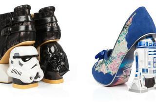 ca20d7c1e2356 Niezwykłe buty dla fanów Gwiezdnych wojen. Zobacz kolekcję! - Super ...