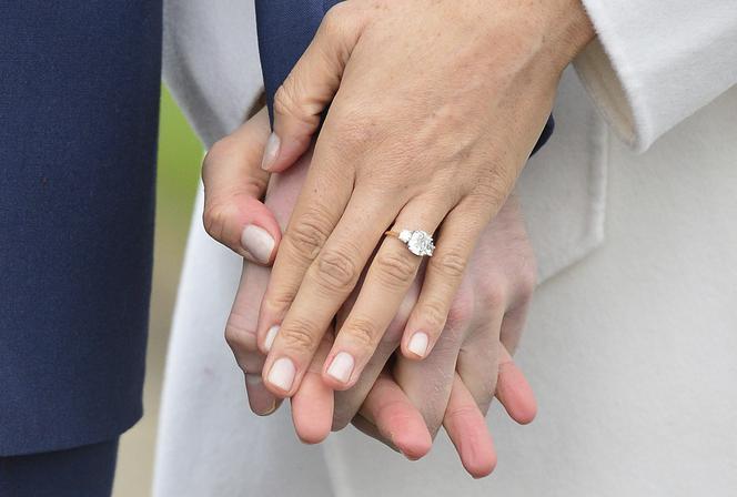 Pierścionek Zaręczynowy Meghan Markle Możesz Mieć Podobny Za 40