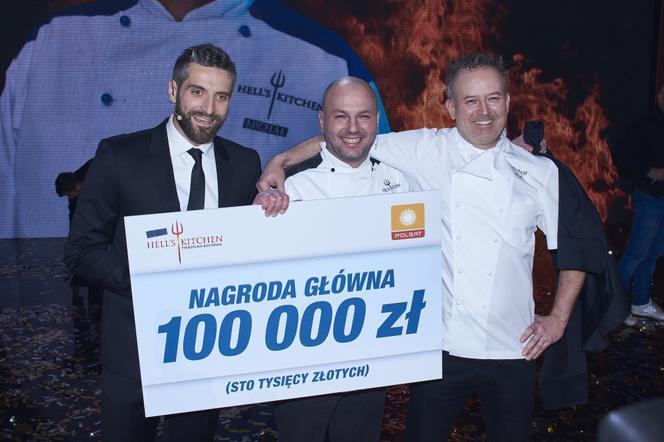 Hells Kitchen 6 Wygrał Michał Suchanowski Kim Jest