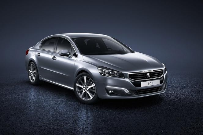 Nowy Peugeot 508 lifting 2015