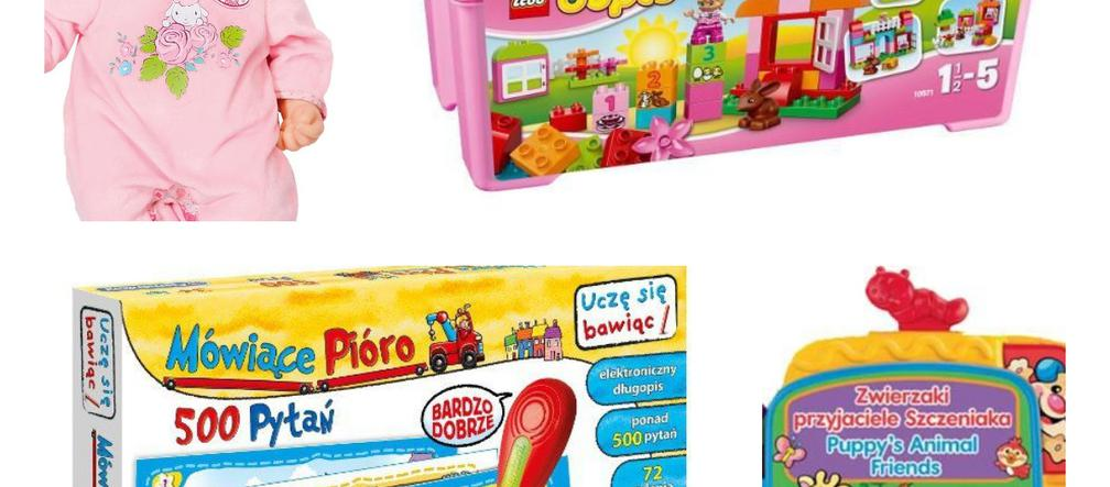 Unikalne Zabawki dla dziewczynek: co wybrać na prezent dla dziewczynki RK16