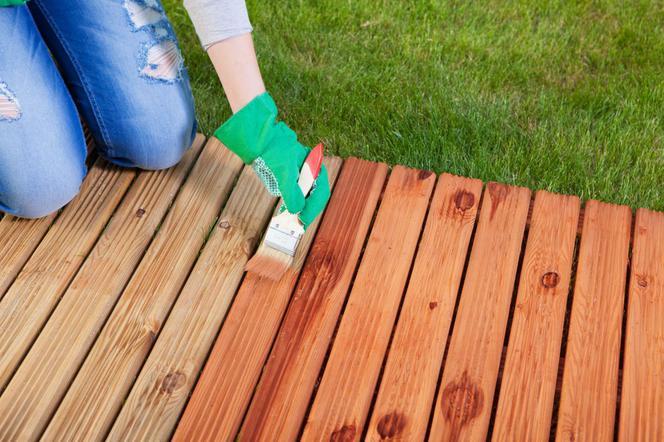 Impregnacja Drewna W Ogrodzie Czym I Jak Zabezpieczyć