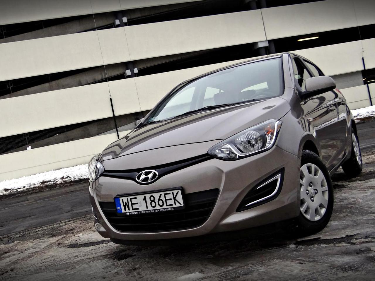 Hyundai i20 lifting 1.2 DOHC TEST, opinie, zdjęcia