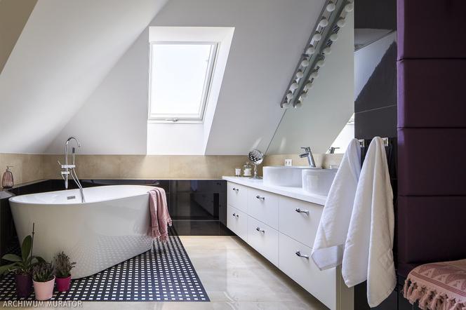 łazienka Na Poddaszu Projekty łazienek Praktyczne Porady