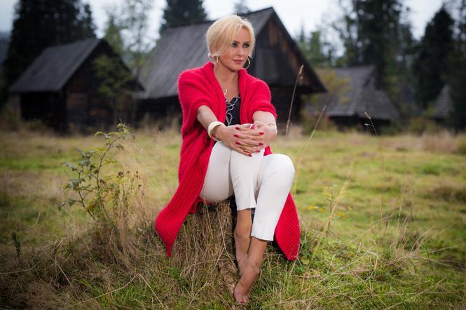 45-letnia polska aktorka nago na wakacjach [CO ZA ZDJĘCIA