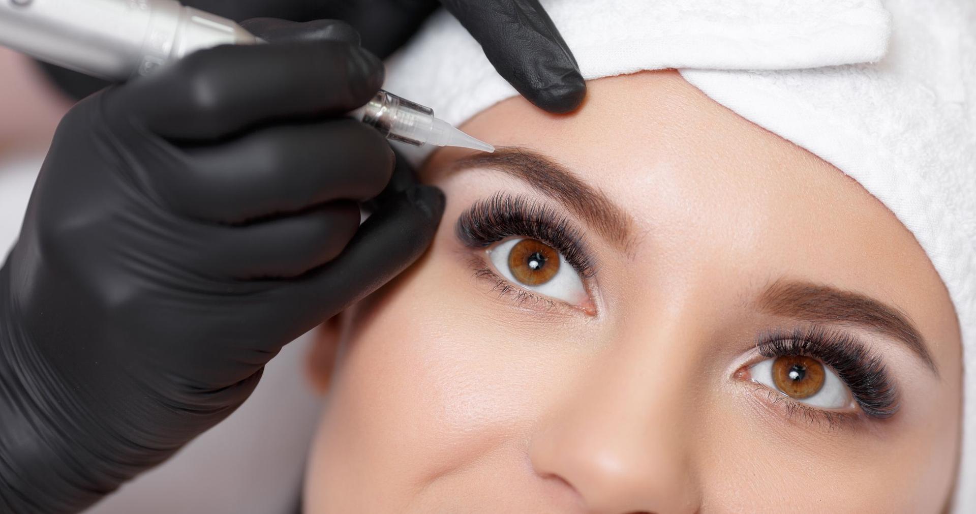 Makijaż Permanentny Brwi Metody Gojenie Cena