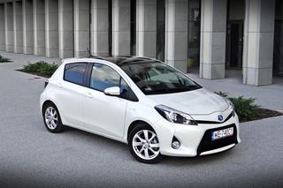 Toyota Yaris Hybrid 100 - TEST, opinie, zdjęcia, wideo