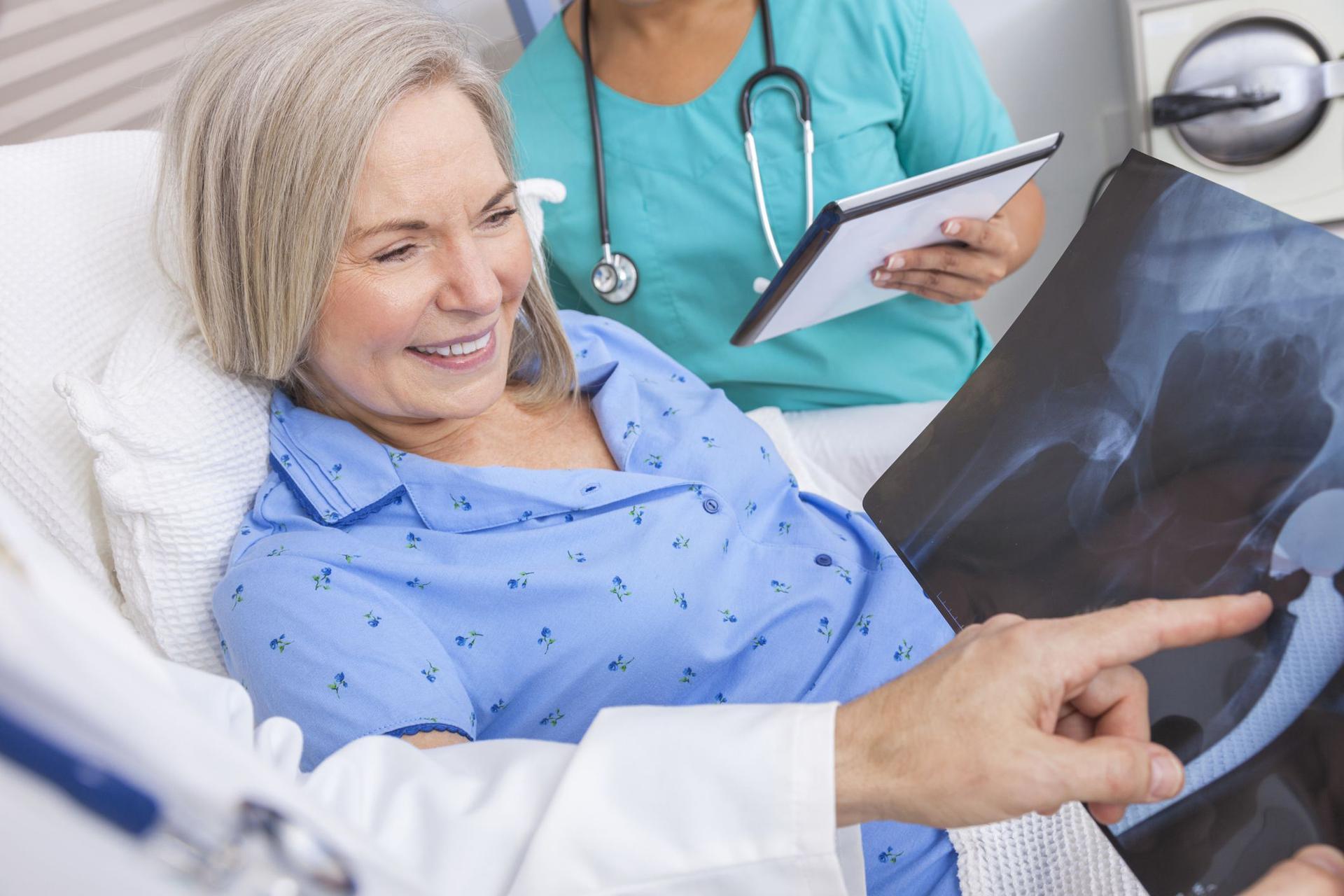 Wszczepienie Endoprotezy Przy Zwyrodnieniu Stawu Biodrowego
