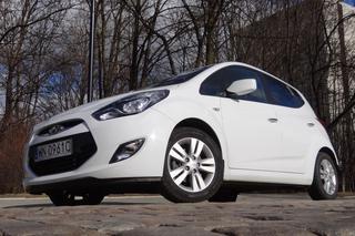 Hyundai ix20 1.6 TEST, opinie, zdjęcia, wideo DZIENNIK