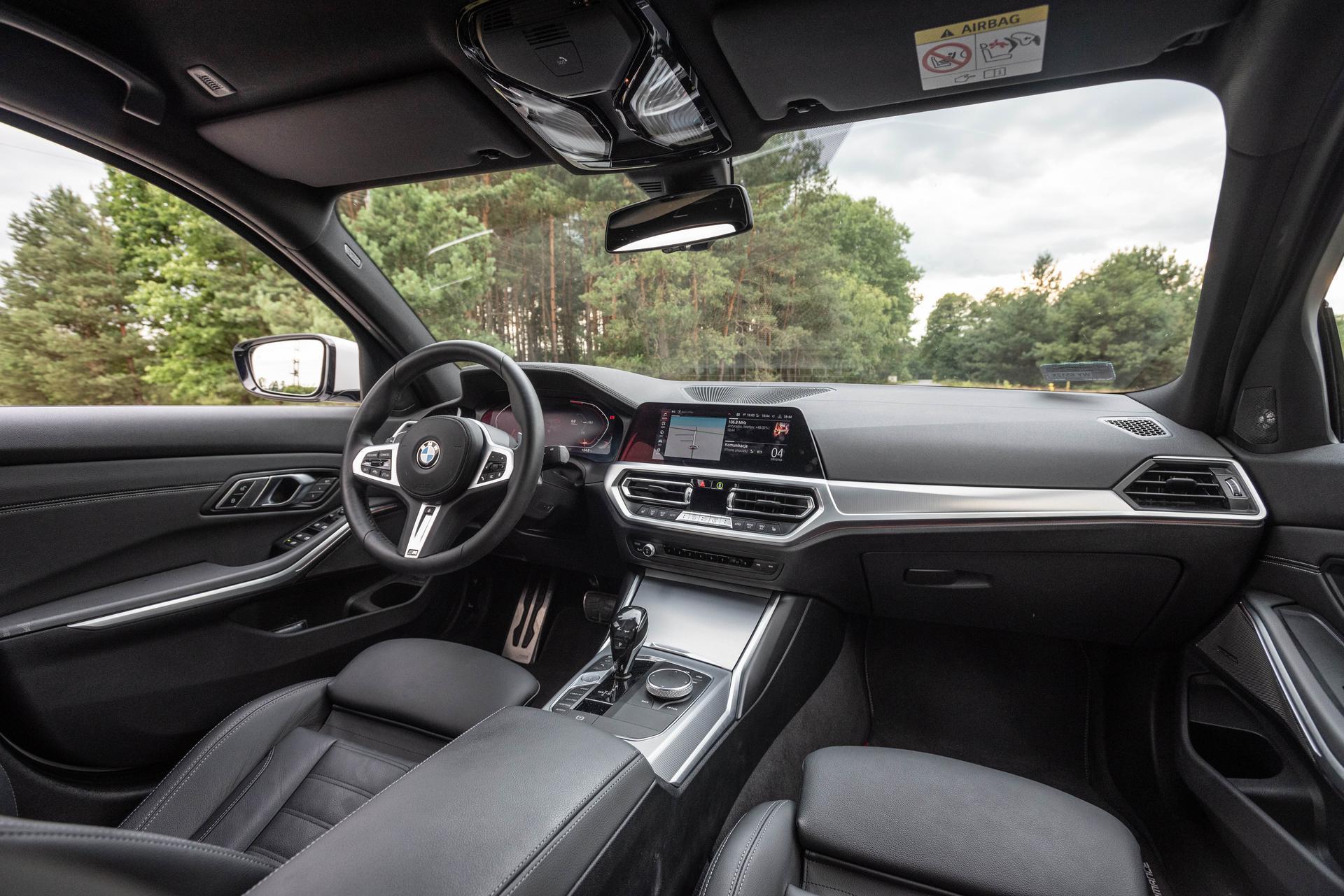 Na Takie Bmw Serii 3 Liczyli Fani Marki Bmw 320d Xdrive G20 Test Opinia Super Express Wiadomosci Polityka Sport