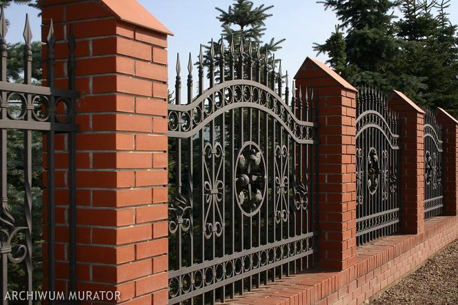 Ogrodzenie Z Metalu Czy Z Drewna Jakie Wybrac Murator Pl