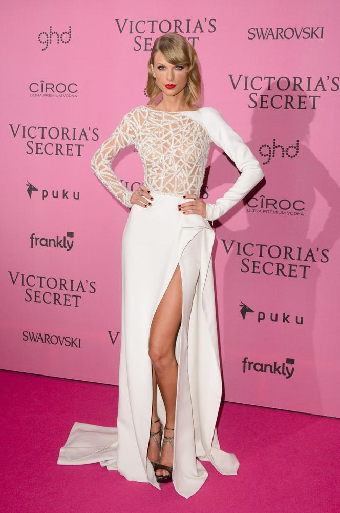 Taylor Swift - Victoria's Secret 2014