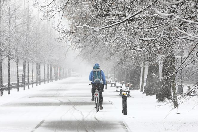 Kiedy Spadnie śnieg Zima 20182019 Zaatakuje W Styczniu Pogoda