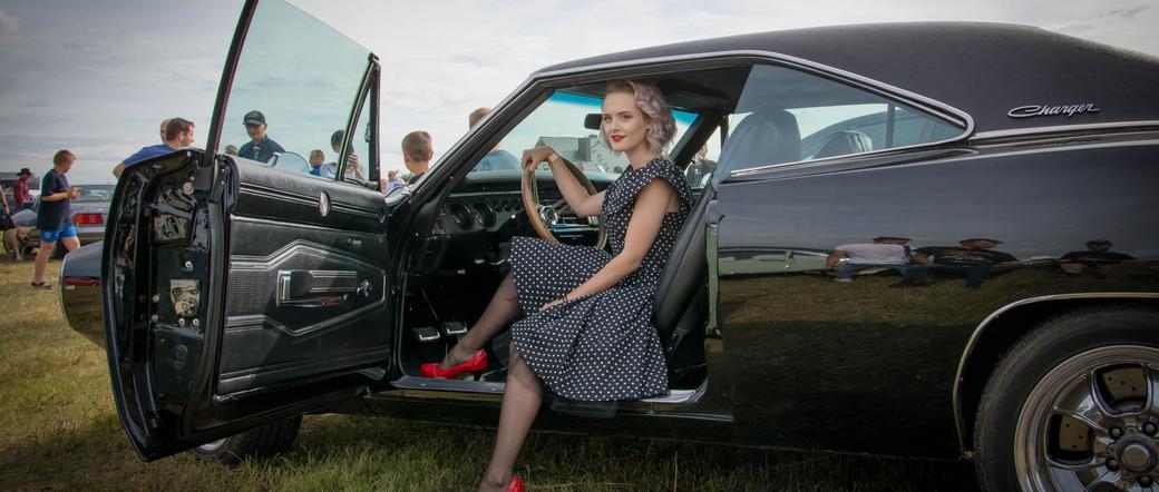 American Cars Mania 2017 - zobacz najciekawsze auta ze zlotu!