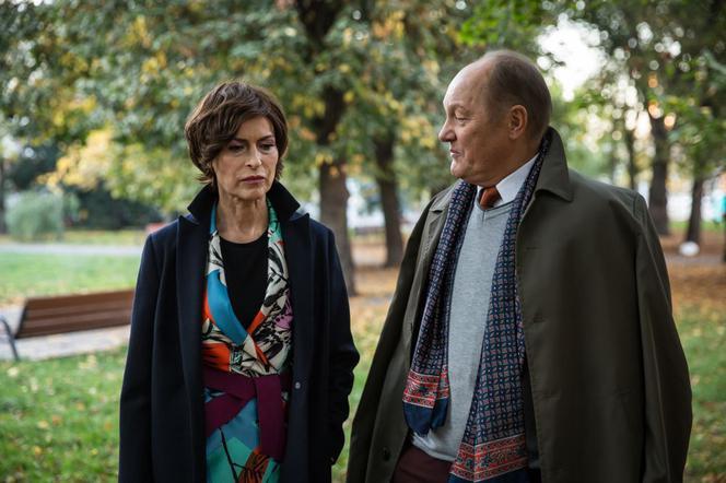 Diagnoza 3 sezon odc. 13. Jan Artman (Adam Woronowicz), Anna (Maja Ostaszewska) - Super Express