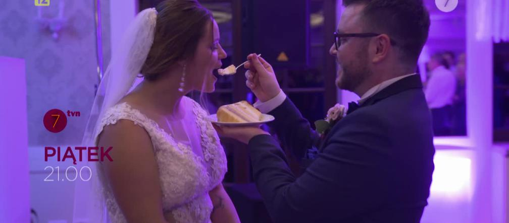 Ślub od pierwszego wejrzenia: NAMIĘTNE pocałunki na oczach GOŚCI. To miłość? - Super Express