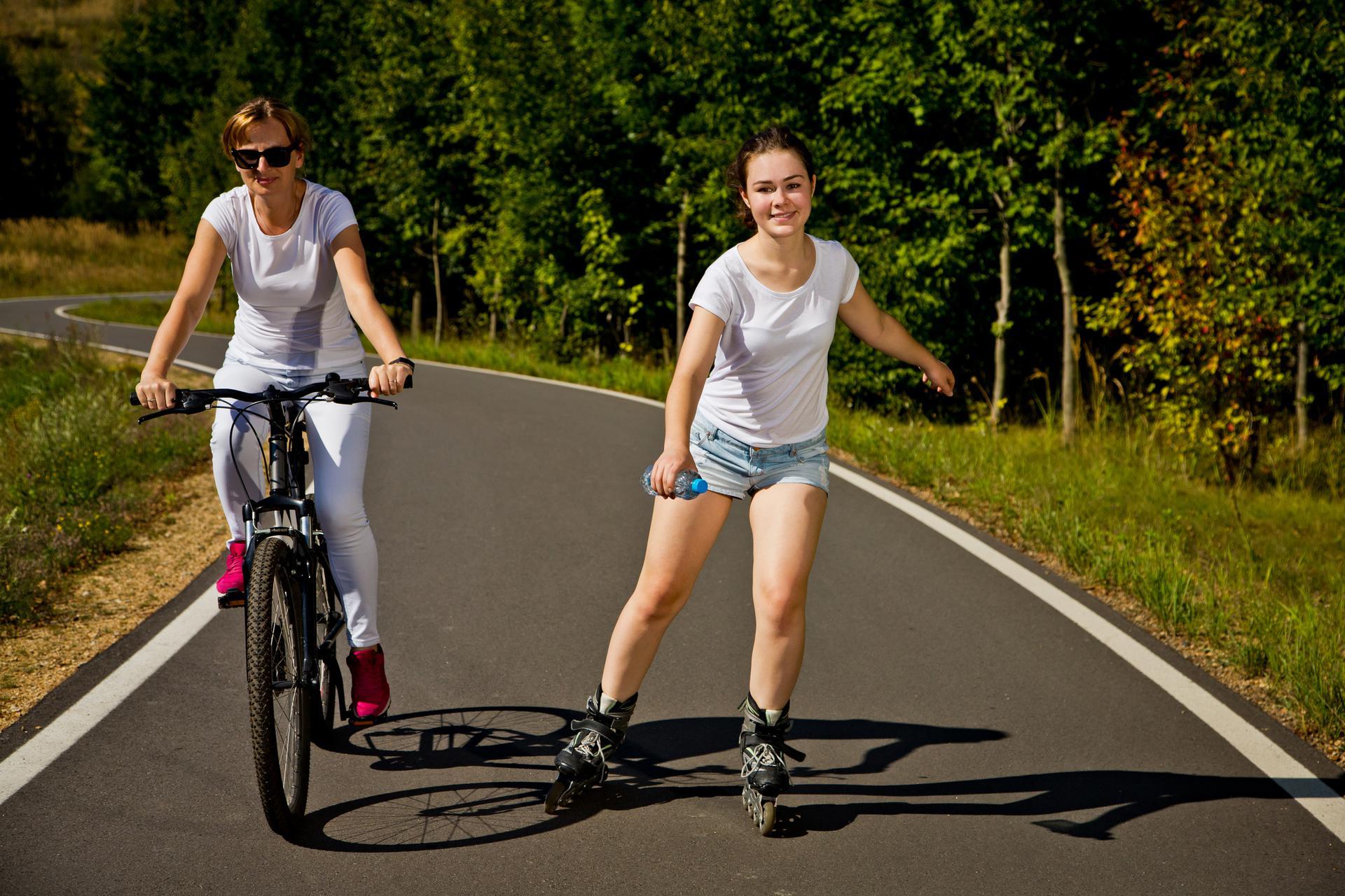 Czy jeżdząc rowerem można schudnąć