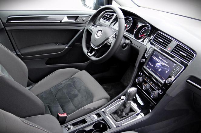 Volkswagen Golf 7 2 0 TDI DSG - TEST, opinie, zdjęcia