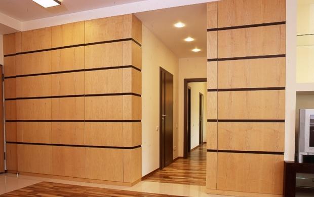 Ogromnie Drewno na ścianę: boazeria drewniana, fornir, a może sklejka UJ14