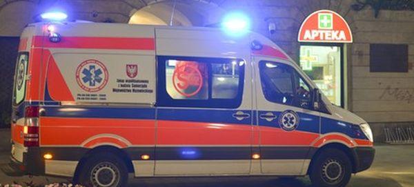 Ambulance, ambulance, accident