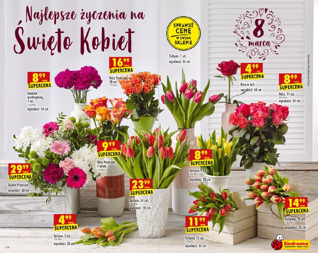 Dzien Kobiet W Biedronce Kremy Do Twarzy Tylko Za 7 Zlotych Super Express