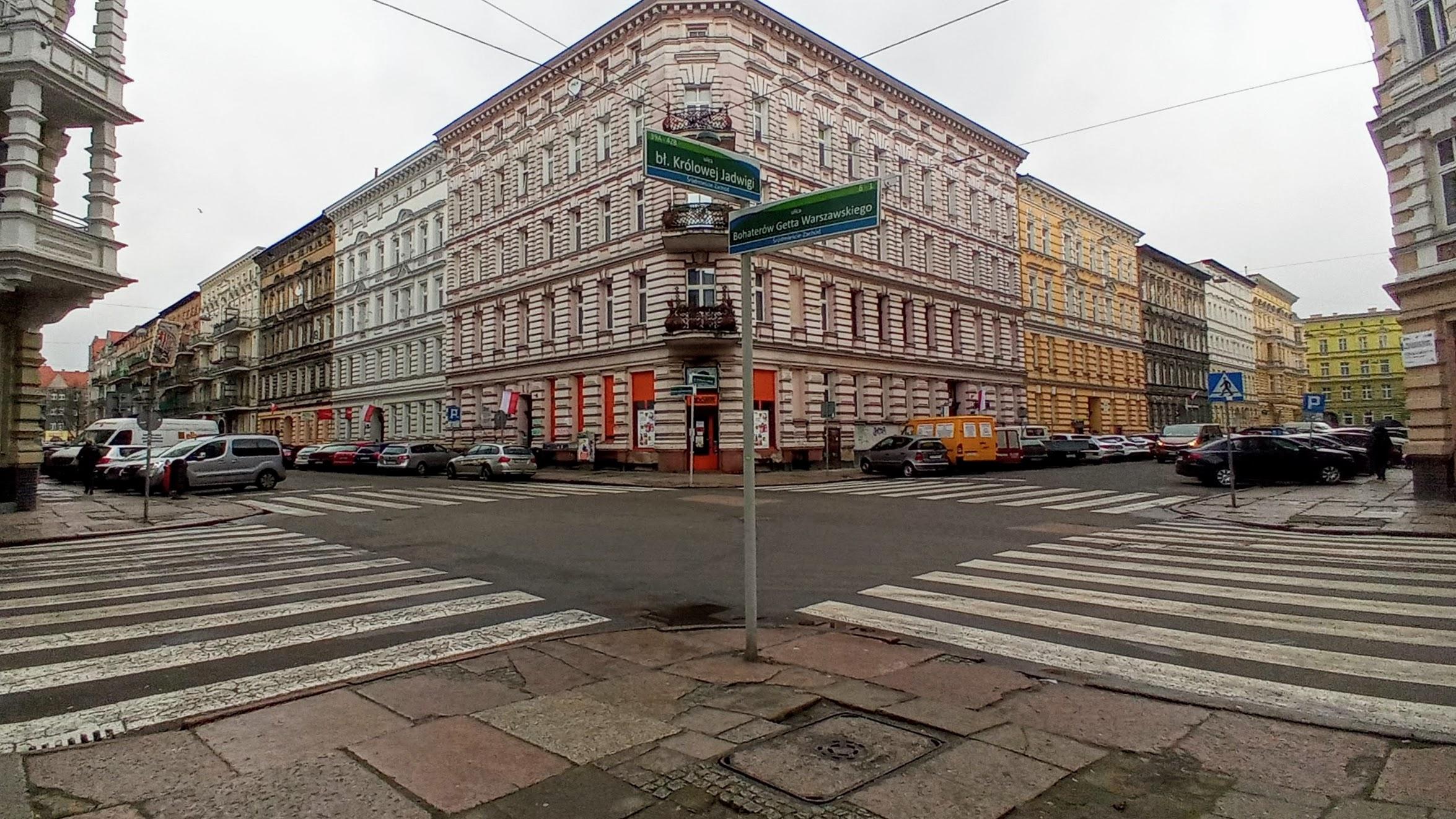 Rozpoczyna Sie Przebudowa Ulic W Centrum Szczecina Pierwsze
