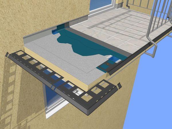 aluminiowe profile balkonowo tarasowe. Black Bedroom Furniture Sets. Home Design Ideas