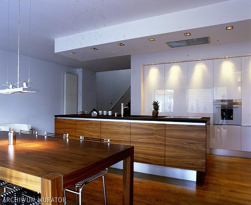kolorowa kuchnia. Black Bedroom Furniture Sets. Home Design Ideas