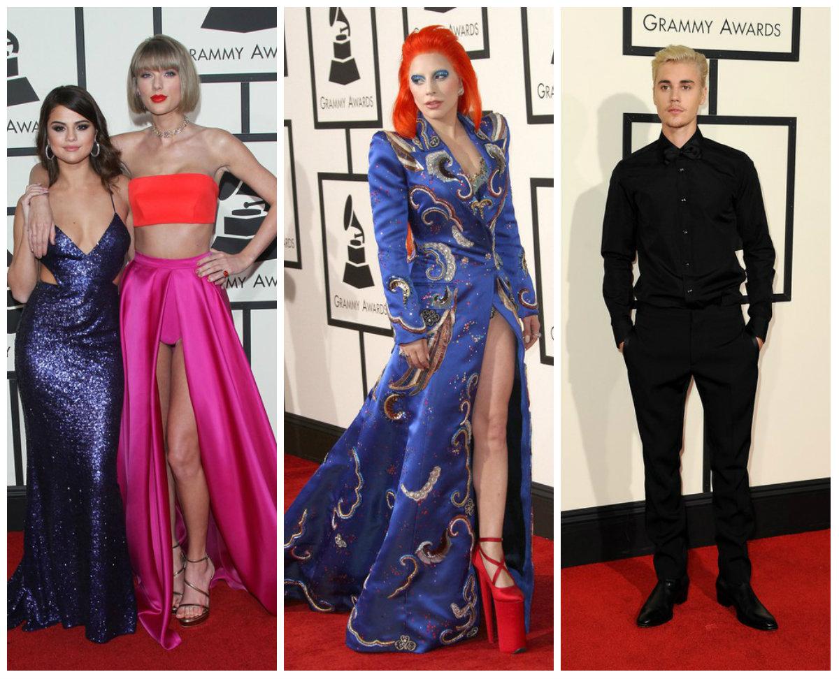 38a388afb1 Grammy 2016  kreacje gwiazd zachwyciły! Zobacz