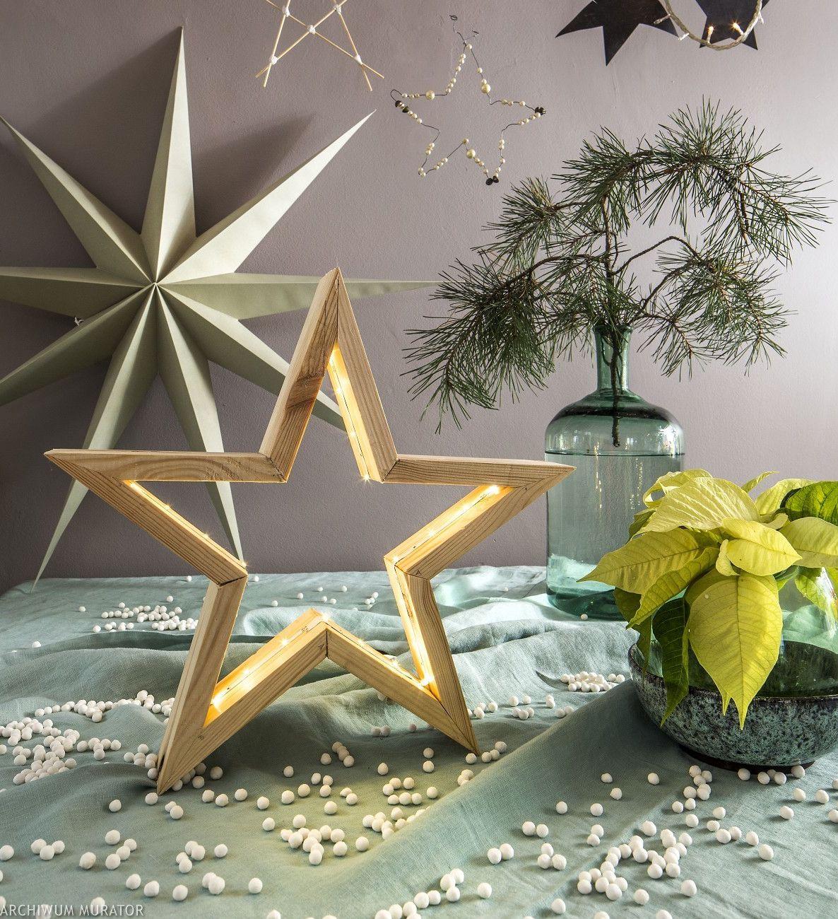 Jak Zrobić Gwiazdę Dekoracje świąteczne Zrób To Sam