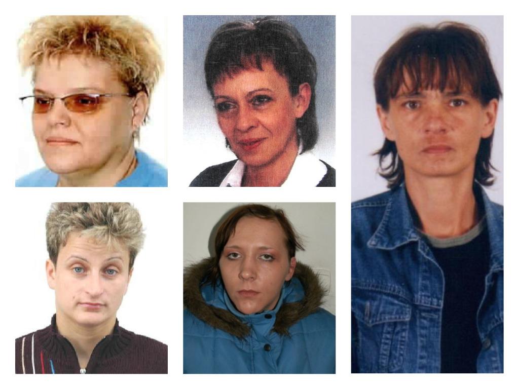 6cf6a614f99640 Płeć piękna bywa niebezpieczna. Tych kobiet szuka nasza policja [ZDJĘCIA] -  Super Express
