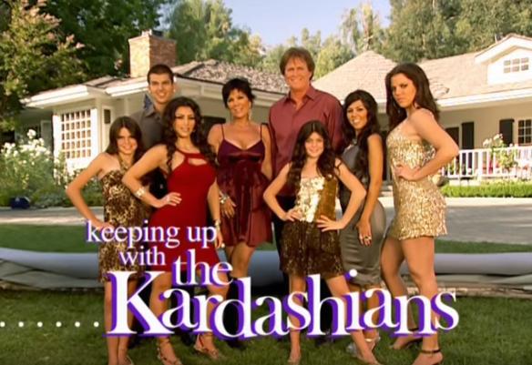 Stare zdjęcia Kardashianek. Jak wyglądały na początku Keeping Up ...