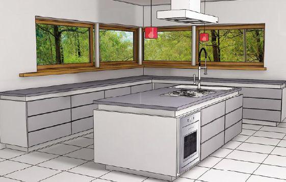 Okna Kuchenne Inaczej 5 Pomyslow Na Niebanalna Kuchnie Murator Pl