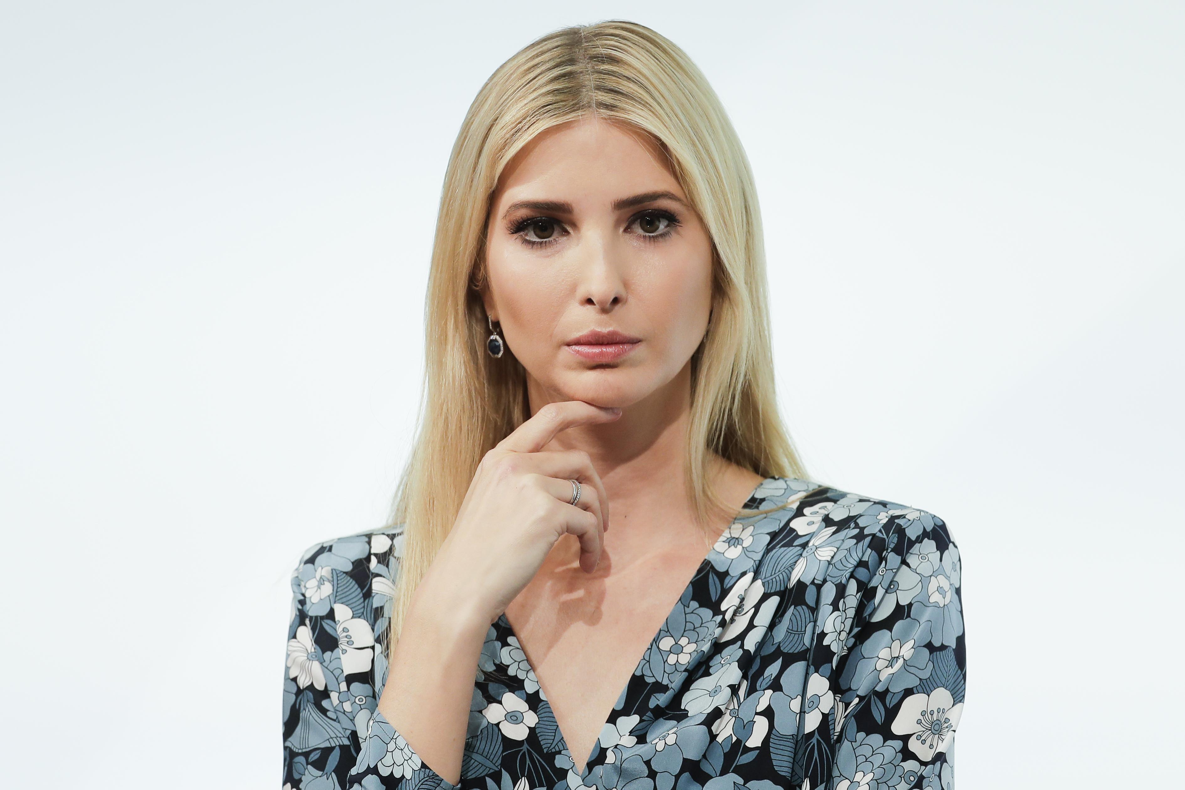 Ivanka Trump Córka Prezydenta Usa Doradczyni I Miliarderka